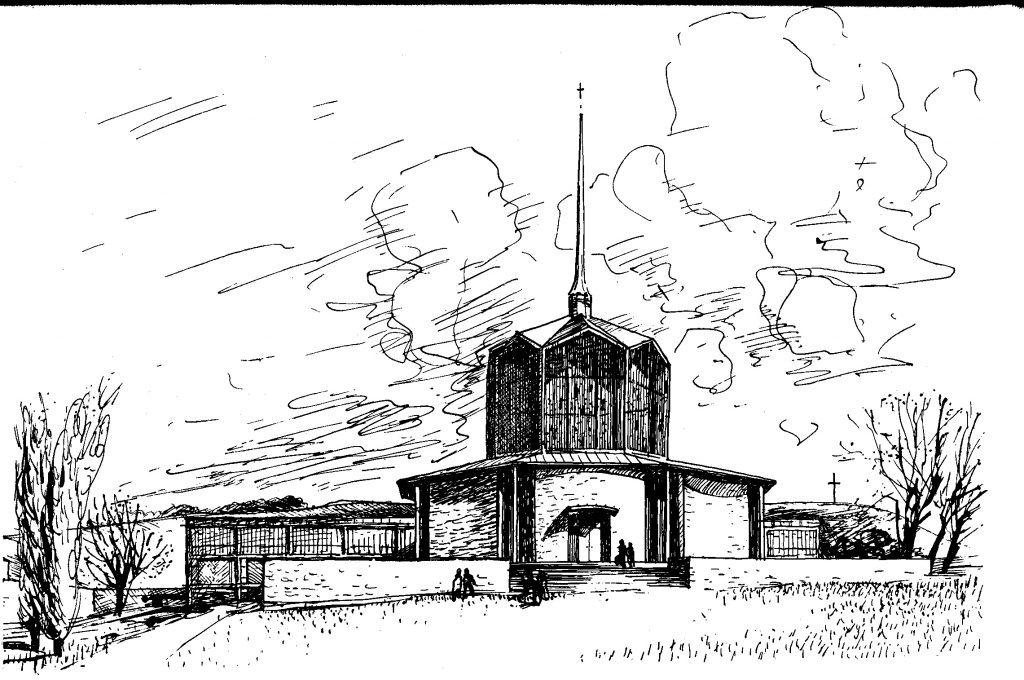 Church-Drawing