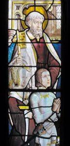 St. Peter (kneeling man) Sz
